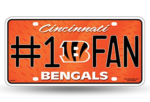 Bestselling Sports License Plate Covers