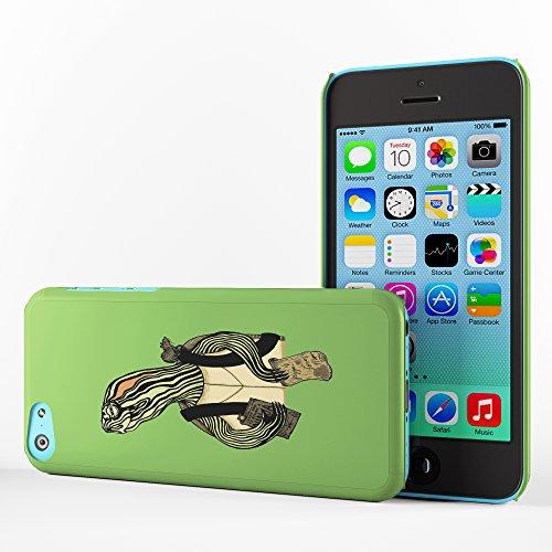 Koveru Back Cover Case for Apple iPhone 5C - Old age ninja turtle