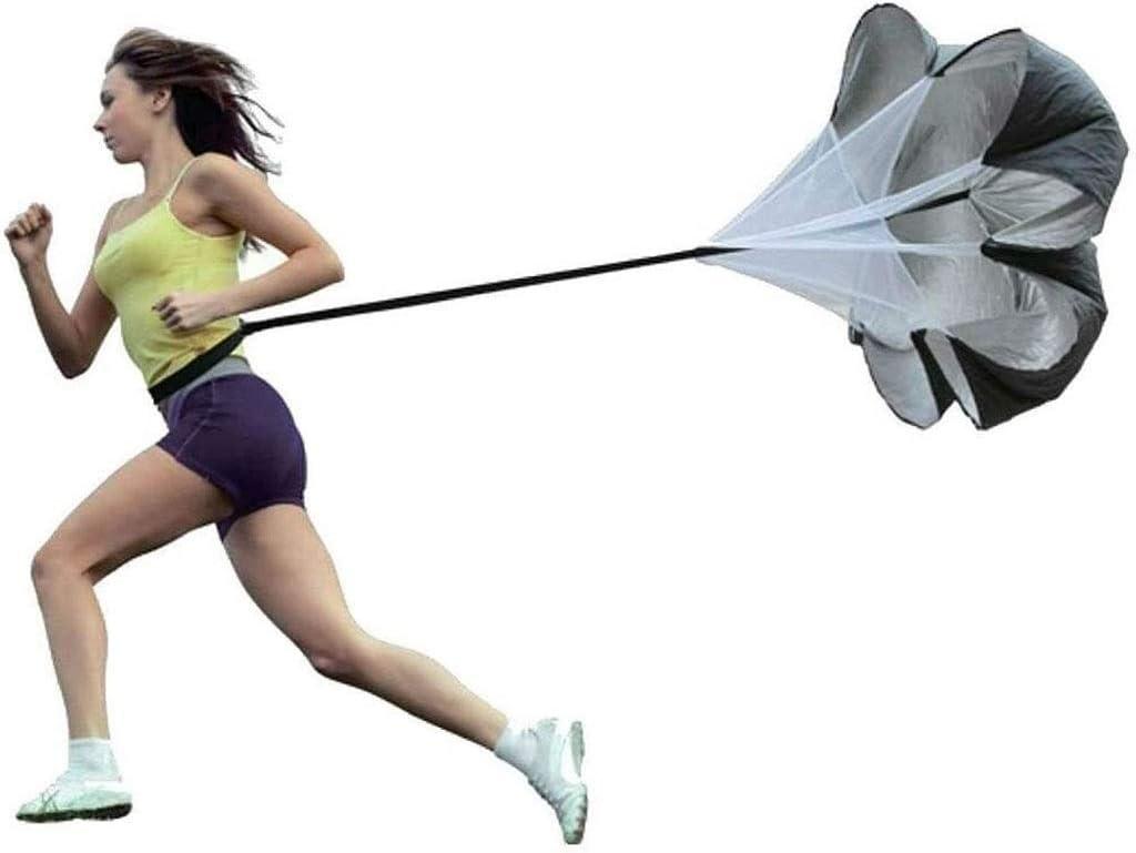 Speed Training Drills Resistance Parachute Running Drag Sprint Chute Sport6ON