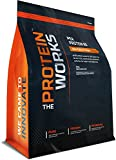 The Protein Works - Pea Protein 80 Powder With A Free Shaker & Scoop - 100% Natural Vegetable Protein Source - Unflavoured, 1kg by The Protein Works