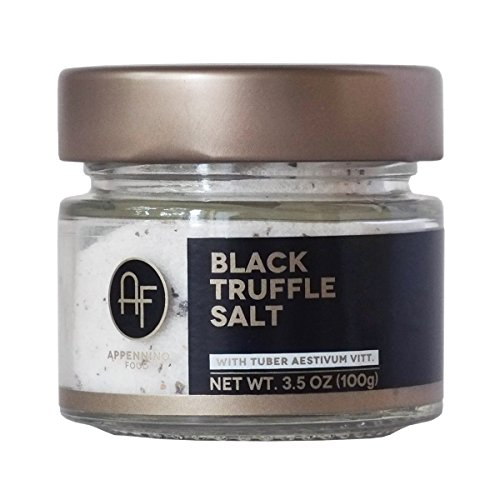Appennino Italian Truffle Salt 3.5 Ounce ()
