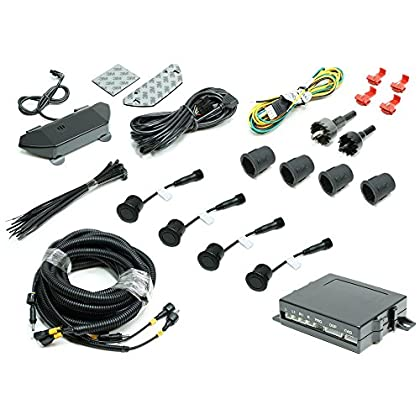 Image of Backup Monitors & Alarms Rostra 250-1920-FZ Front-Mount Parking Assist System
