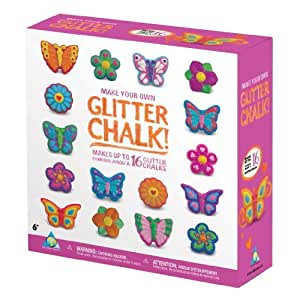 The Orb Factory Make Your Own Glitter Chalk