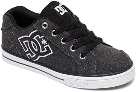 DC Girls Youth Chelsea SE Skate Shoes