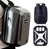 HOBBYTIGER Hard Case Backpack for Phantom 3 Professional Advanced 4K DJI Phantom 4 Pro Drone Travel Carrying