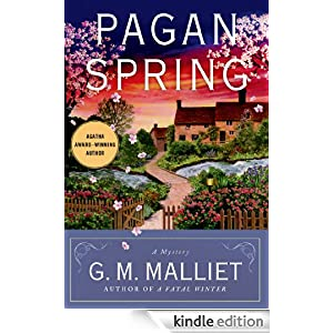 Pagan Spring: A Mystery (A Max Tudor Novel) G.M. Malliet