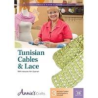 Tunisian Cables & Lace: With Instructor Kim Guzman