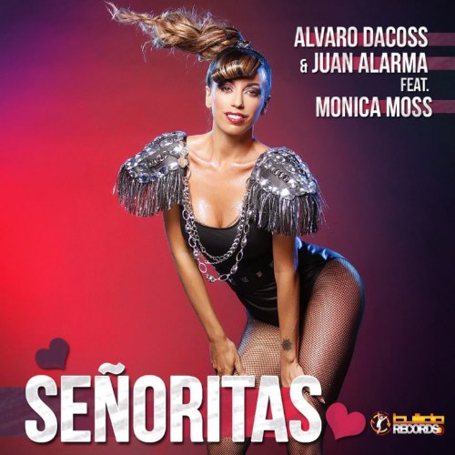 Amazon.com: Señoritas (feat. Monica Moss): Juan Alarma Alvaro Dacoss