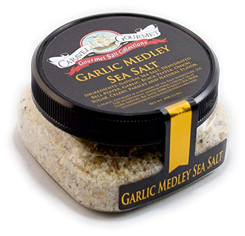 Caravel Gourmet Garlic Medley Fine Sea Salt