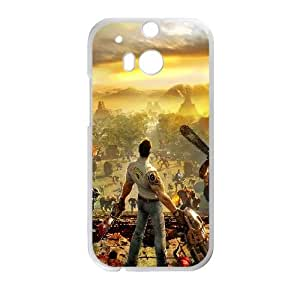 Serious Sam Game HTC One M8 Cell Phone Case White persent xxy002_6843355