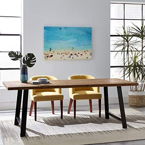 Amazon Brand Rivet Abstract Reflections Modern Wool Area Rug