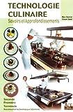 Technologie culinaire, Bac Pro Hôtelier (Manuel)