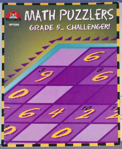 Math Puzzlers - Gr.5 Ch