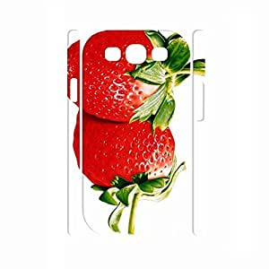 Comfortable Kawaii Vegetable Pattern Hard Skin Case Cover for Samsung Galaxy S3 I9300 Case