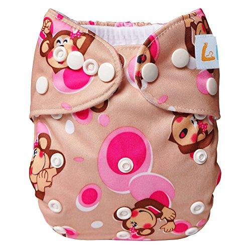 Monkey Newborn Diapers - 8