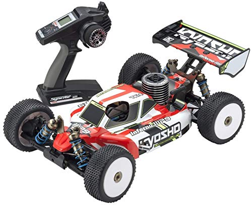 Inferno MP9 TKI4 ReadtSet RTR 1:8 RC Nitro Racing Buggy
