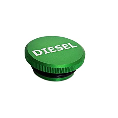 Diesel Fuel Cap for Dodge(Strong magnetism), Magnetic Ram Diesel Billet Aluminum Fuel Cap(Strong magnetism) for 2013-2020 Dodge Ram Truck 1500 2500 3500 …: Automotive