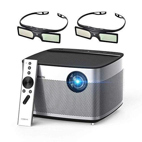 System 1.7 Ghz (XGIMI H1 DLP Portable Video Projector 300