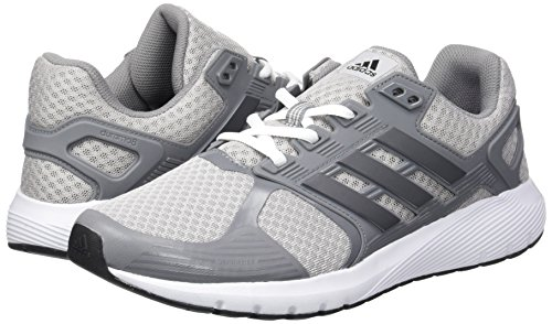 8 Three Two Duramo Da grey grey night Uomo Metallic Adidas Grigio Scarpe Corsa pATnWgW