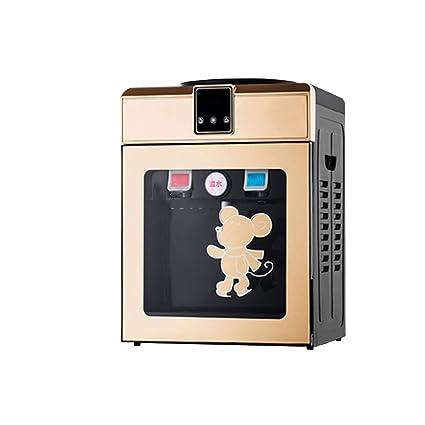 H&YL Tipo De Escritorio Frío Caliente Caliente Eléctrico Dispensador De Agua Mini Ahorro De Energía Eléctricos