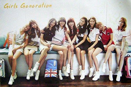 Girls Generation Korean Poster S 0038 product image