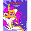 Candy Color: The Coloring Book of Shiny! (Studio MCAH Coloring Books) (Volume 5)