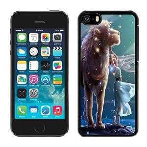 XiFu*MeiBeautiful Custom Designed Cover Case For ipod touch 4 With Fantastic Little Leo Girl Phone CaseXiFu*Mei