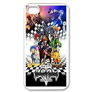 iPhone 4,4S Phone Case Kingdom Hearts Nl3526