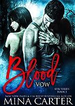 Blood Vow (Vampire Warrior Romance) (Kyn Series Book 1)