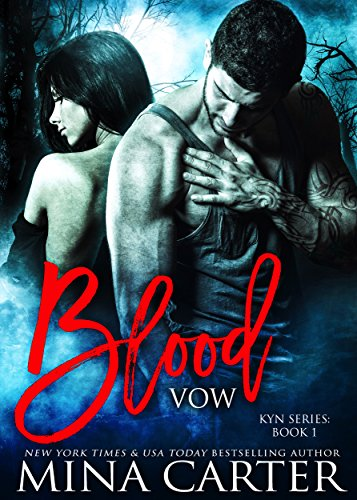 Blood Vow by Mina Carter