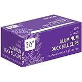 Diane Aluminum Duck Bill Clips (24 per pack)