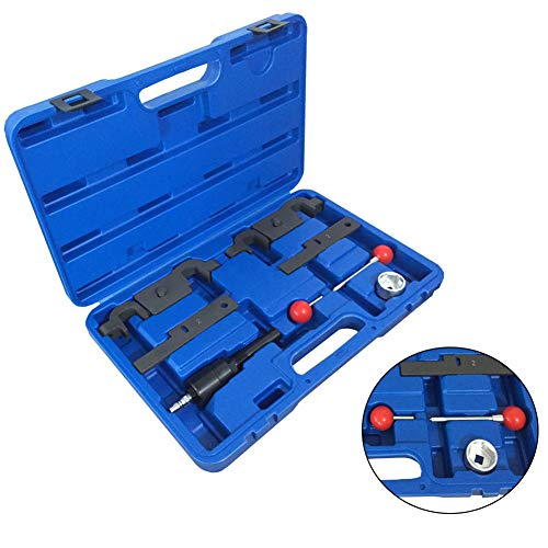 (US DELIVER Motor Nockenwelle Timing Tool Kit Passendfür Porsche Cayenne Panam V8 4.5 V6 DE-Camshaft Timing Tool Compatible Repair and Replacement)