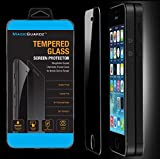 Wholesale Lot of 100x Tempered Glass Film Screen Protector for iPhone 5 5c 5S