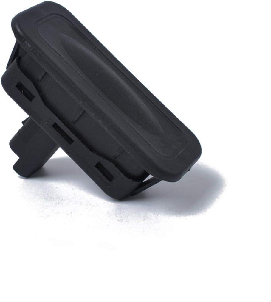 LasVogos Coche Marcha atr/ás el Interruptor Interruptor de Arranque de la Puerta Posterior cajuela 8200076256 Interruptor de Renault Clio Megane Captur Kangoo Negro Equipaje Negro