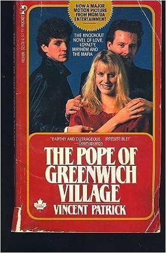Book Pope of Greenwich Village