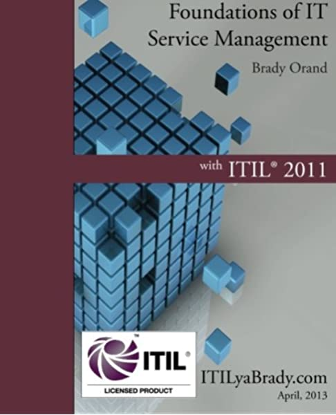 passing the itil foundation exam 2011 edition pdf free download
