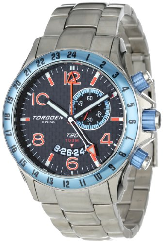 Torgoen Swiss Men's T20203 T20 Series Sport Analog Watch