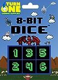 8-Bit Dice Monochrome