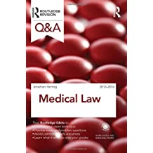 Q&A Medical Law 2013-2014 (Questions and Answers)