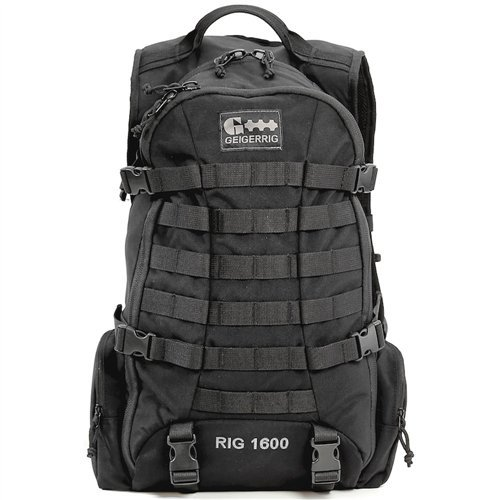 Geigerrig RIG 1600 TACTICAL (Black) Hydration Pack