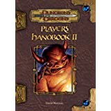 Player's Handbook II (Dungeons & Dragons d20 3.5 Fantasy Roleplaying) (Bk. 2)