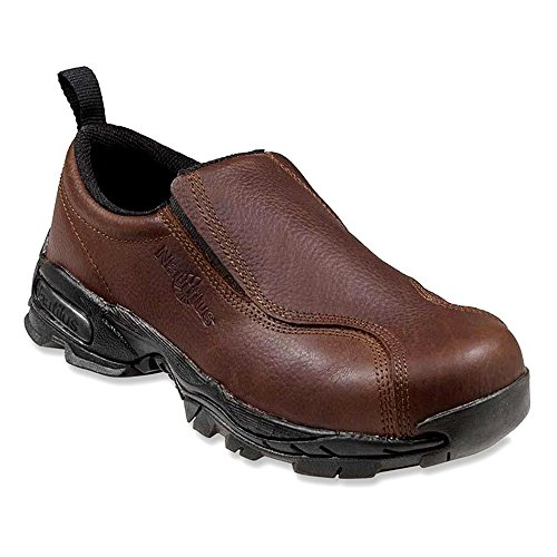 N4630 ESD Men's Work Brown Shoes Slip On Nautilus U1xqgw