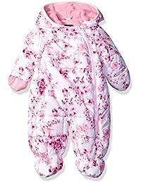 Rothschild baby-girls Baby Rose Print Pram