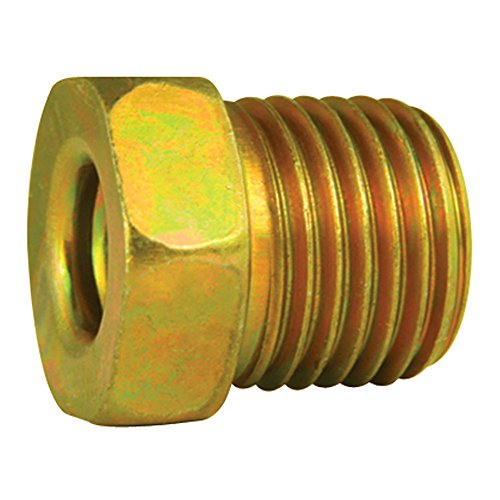 Steel Tube Nuts - 1/4
