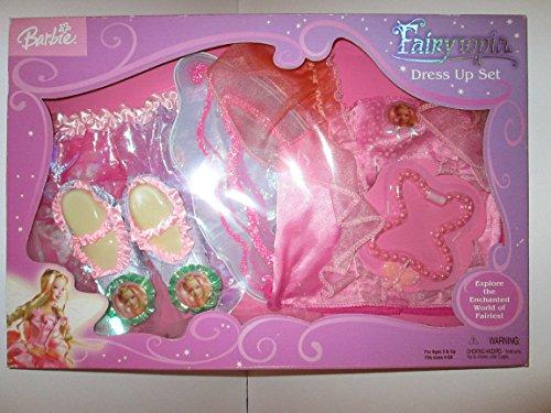 [Barbie & Me Fairytopia Dress up Set] (Fairytopia Barbie Costume)