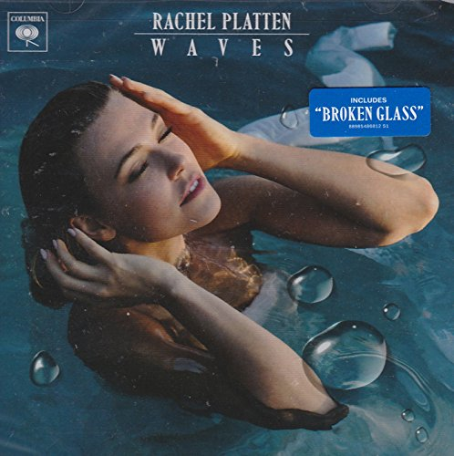 RACHEL PLATTEN Waves LIMITED EDITION EXPANDED TARGET CD