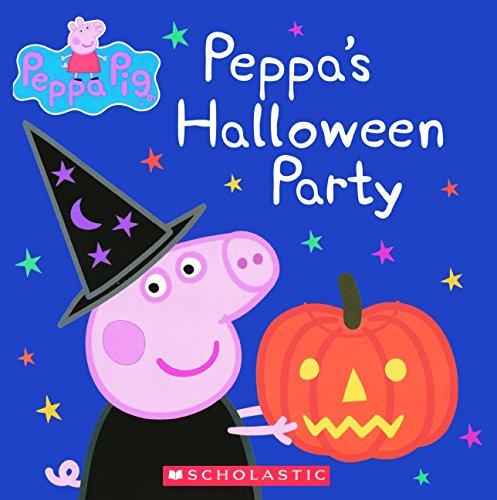Peppa's Halloween Party (Turtleback School & Library Binding Edition) (Peppa Pig)]()