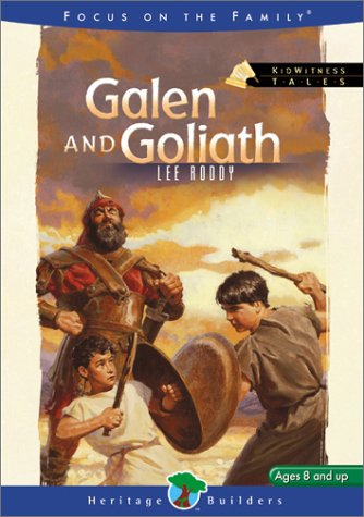 Download Galen and Goliath (Kidwitness Tales #5) PDF