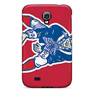 DannyLCHEUNG Samsung Galaxy S4 Bumper Cell-phone Hard Covers Allow Personal Design Fashion New England Patriots Pictures [UUV11346AQbC]
