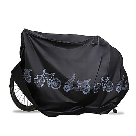 Funda para Bicicleta Impermeable, Funda de Protección Bicicleta ...